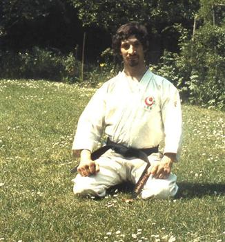 Sid Wise, Former Karate Instructor