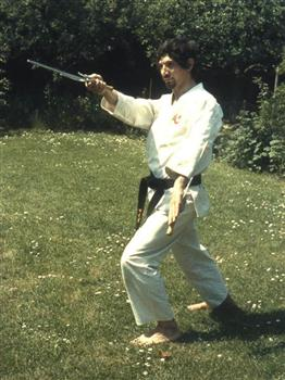 Sid Wise, Former Karate Instructor - Sai Kata