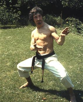 Sid Wise, Former Karate Instructor Derby Area