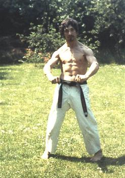 Sid Wise, Former Karate Instructor - Yoi!