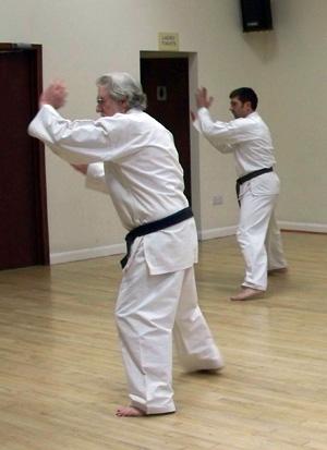 Martial Arts Club Training Ilkeston, Derby