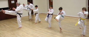Karate Classes in Ilkeston, Derby - Lessons in Martial Arts