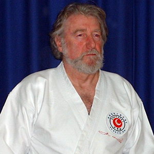 Reg Andrew - 5th Dan, Bushinkai Karate Do Karate Club in Derby