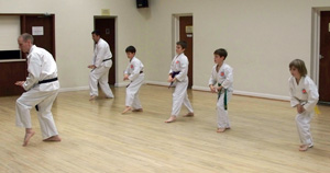 Karate Club in Ilkeston, Derby - Lessons in Martial Arts