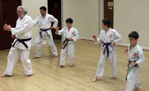 Karate Club Lessons in Ilkeston, Derby - Martial Arts
